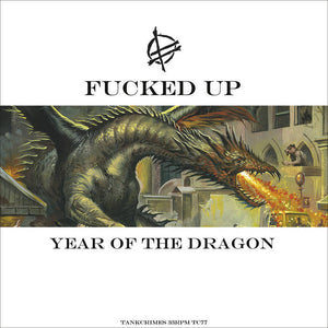 "Fucked Up ""Year of the Dragon"" LP"
