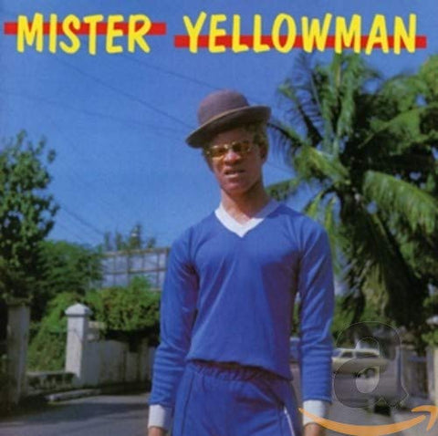 "Yellowman ""Mister Yellowman"" LP"