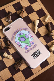 What Happens on Earth iPhone Case