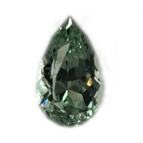 Grossular Garnet Pear Shaped Cut By Ben Kho