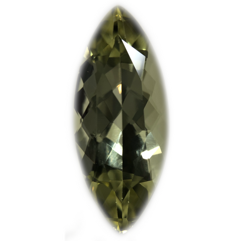 Beryl Gemstone Marquise Cut By Ben Kho