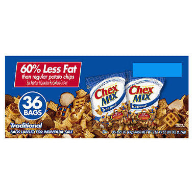 General Mills - Chex Mix Traditional (36ct)