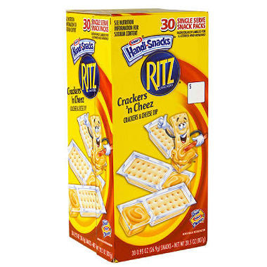 Kraft - Crackers 'n Cheez, .95oz (30 ct)