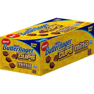Butterfinger Mini Cups Share Pack (12ct)