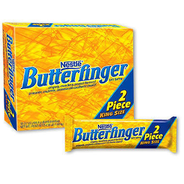 Butterfinger King Size, 3.7 oz. (18ct)