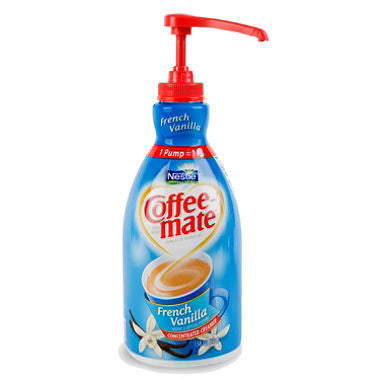 Nestle - Coffee-mate Coffee Creamer, French Vanilla 1.5 liters