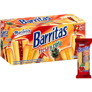 Marinela® - Barritas Bars (22 ct)