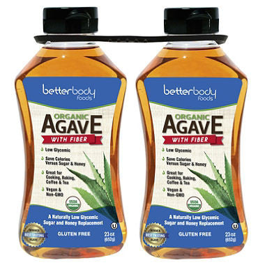 BetterBody - Organic Agave, 23oz (2 ct)