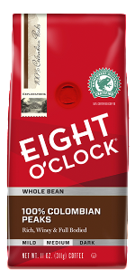 Eight O'Clock Coffee - Colombian Peaks 42ct / 2.5oz