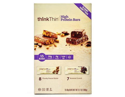 Think Thin High Protein Bars (15ct)