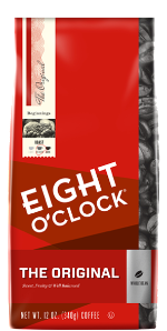 Eight O'Clock Coffee - The Original Whole Bean 10ct / 2lb