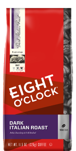 Eight O'Clock Coffee - Dark Roast 42ct / 2.5oz