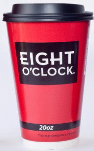 Eight O'Clock Coffee - Double Wall Insulated Paper Cups 540ct / 20oz