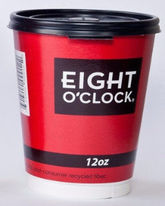 Eight O'Clock Coffee - Double Wall Insulated Paper Cups 580ct / 12oz