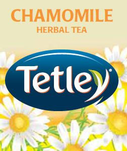 Tetley - Chamomile (Herbal) 150ct