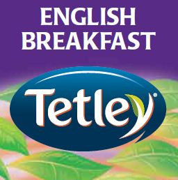 Tetley - English Breakfast 150ct
