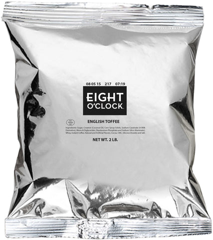 Eight O'Clock Coffee - English Toffee 6ct / 2lb