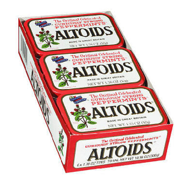 Altoids Peppermint Mints (6ct)
