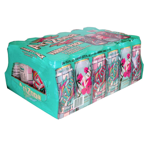 Arizona Tea Variety Pack, 15.5oz (24ct)