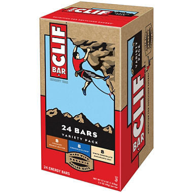 Clif Bar Variety Pack (24ct)