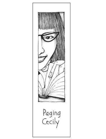 Bookmark - paging Cecily