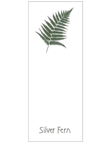 Fern Bookmark
