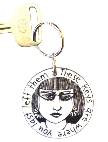Cecily's Keyrings