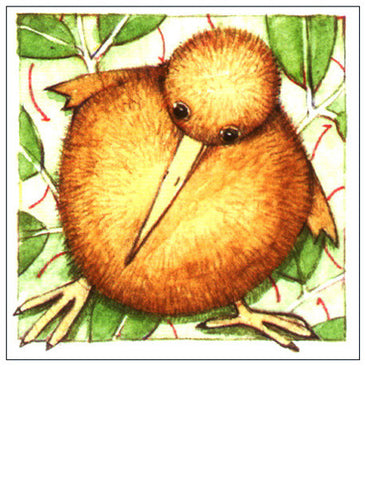 Kiwi NZ bird gift card