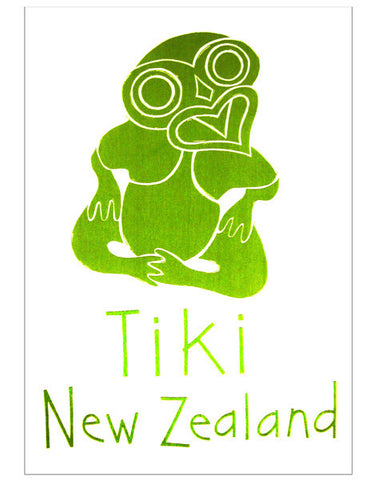 Tea Towel - Tiki