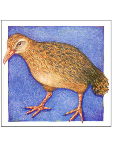 Weka Collage Card