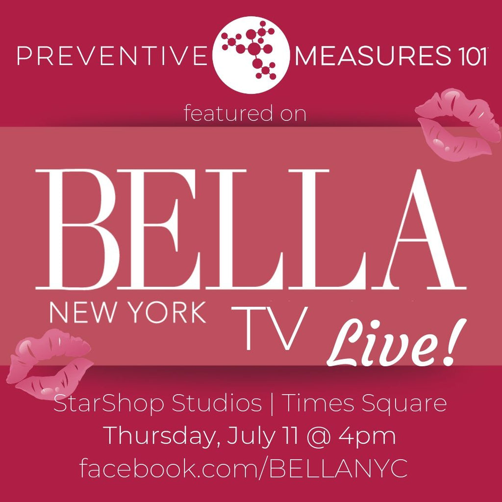 #BellaTV:  Preventive Measures Makes Lipstick Better!