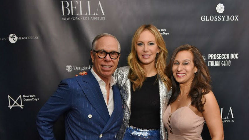 Preventive Measures Wraps Up New York Fashion Week With Bella Magazine & Dee Hilfiger