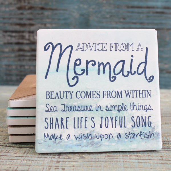 Mermaid coaster carolina shores and home decor for Home decor advice