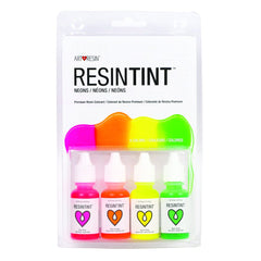 ResinTint Neons - 4 colours