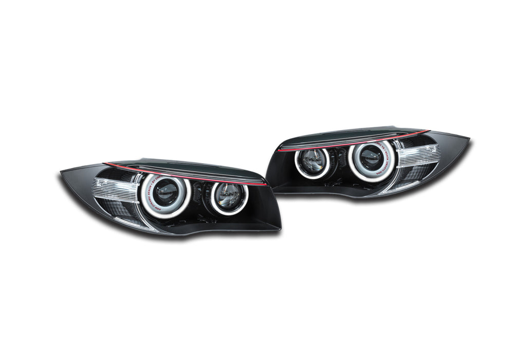 ONEighty - Headlight LED ORB Rings Kit (BMW 1-Series E82)