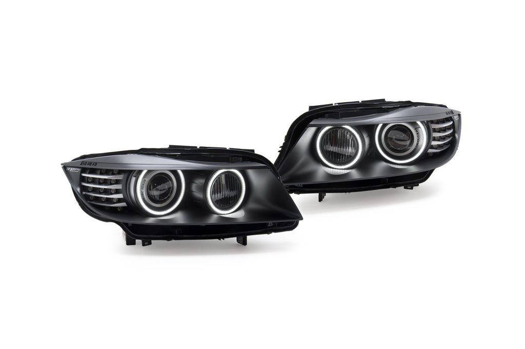 ONEighty - Headlight LED ORB Rings Kit (BMW 3-Series E90)