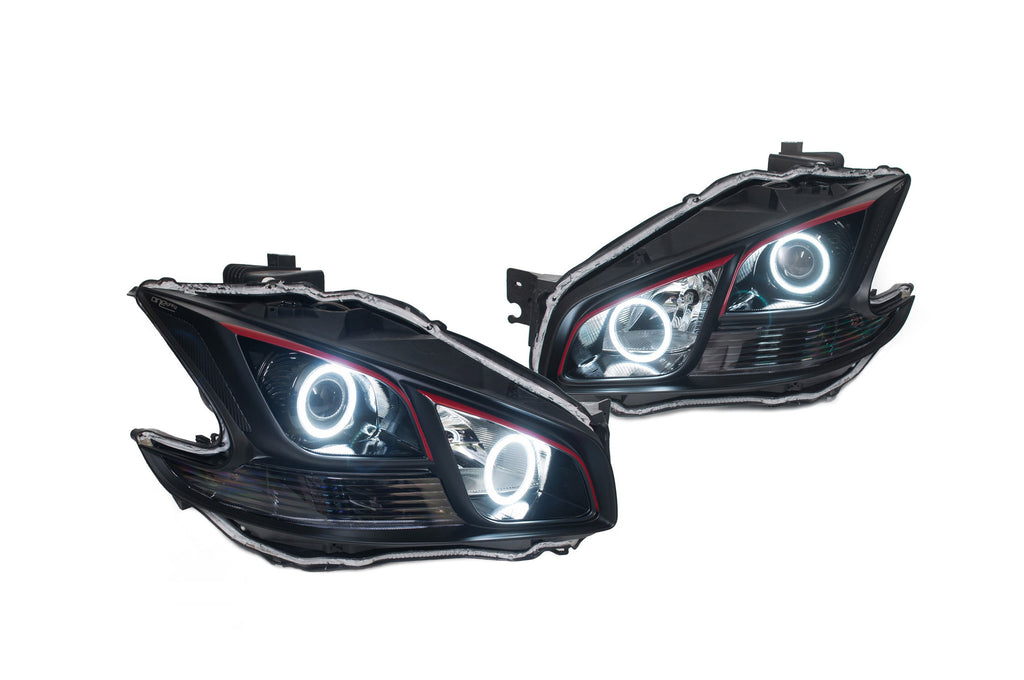 ONEighty - Headlight LED ORB Rings Kit (Maxima A35)