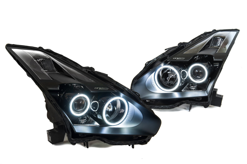 ONEighty - Headlight LED ORB Rings Kit (GT-R)