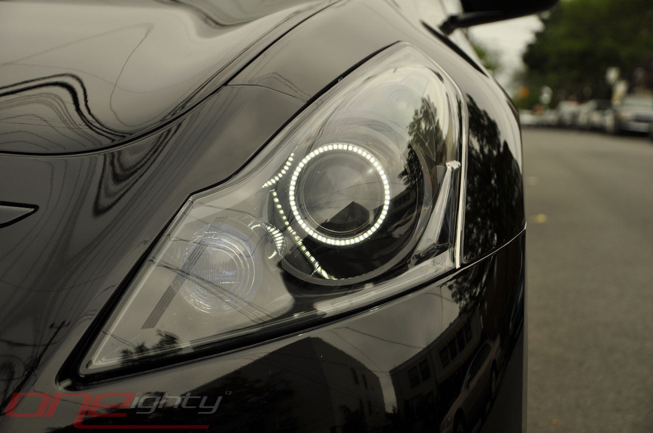 ONEighty - LED ORB Rings Kit | INFINITI G37 & Q40 Sedan (2010-15)