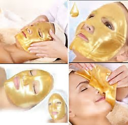 $99 - 60 min 24K Gold Collagen Facial Voucher