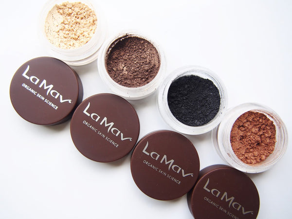 La Mav Organic Eye Shadows