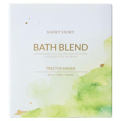 Short Story Bath Blend - Tree Top Haven