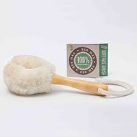Organic Jute Face & Body Brush @ $14.95 normally $29.95