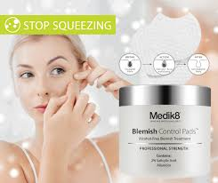Medik8 Blemish Control Pads only $34.95 normally $46.95