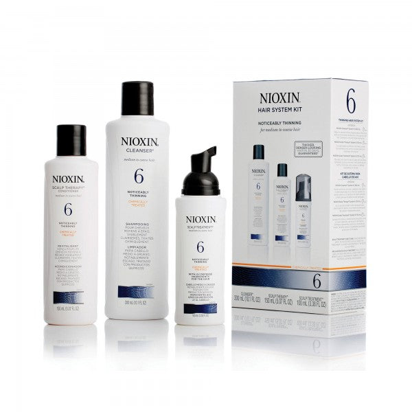 Nioxin Hair System Kit #6