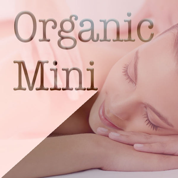 Organic Mini Spa Package @ $210