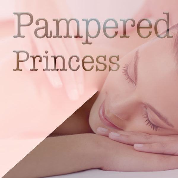 Pampered Princess Package @$138