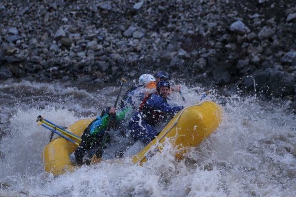 How Whitewater Rafting Changed My Life