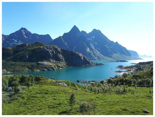 #GetOutThere Guide: Midnight Sun in Lofoten, Norway