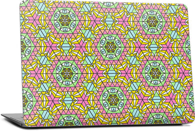 Sun Eye Laptop Skin